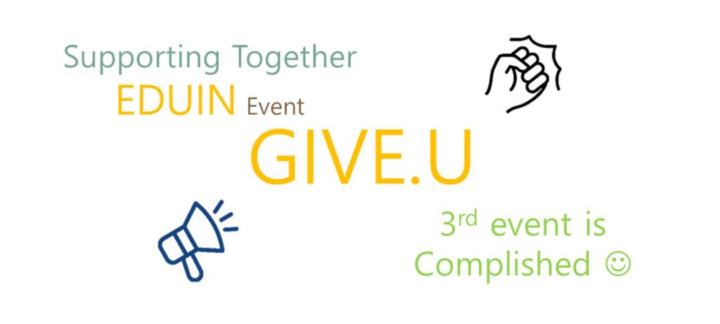GIVE.U
